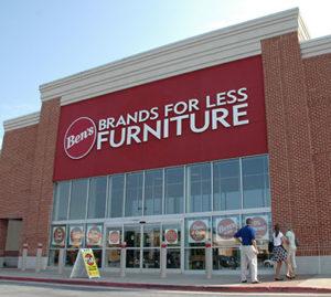 Ben's Storefront