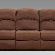 Aruba Chocolate 1000 Motion Sofa
