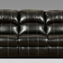 Taos Black 1000 Motion Sofa