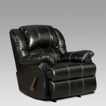 Taos Black 1000 Recliner
