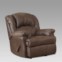 Tuscon Sable Chaise Rocker Recliner