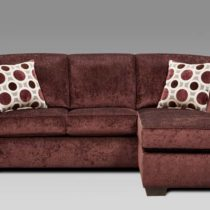 Prism Elderberry Sofa/Chaise
