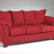Sensations Red Brick Sofa