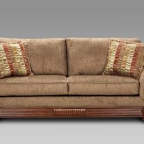 Radar Mocha Sofa