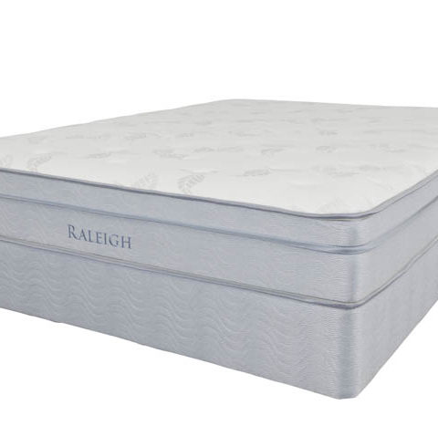 Raleigh Euro Top Mattress