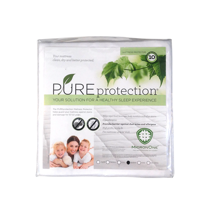 Pure Protection Mattress Pad
