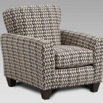 Philosophy Aluminum Accent Chair