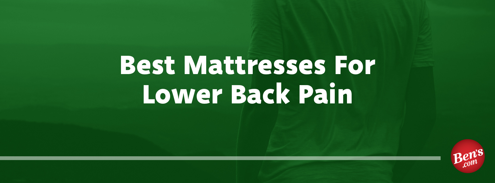 Best Mattresses for Lower Back Pain | Ben's Furniture | Atlanta