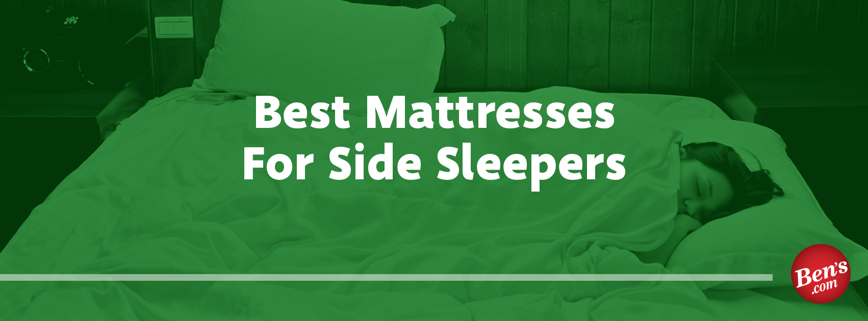 Best Mattresses for Side Sleepers Ben s Furniture