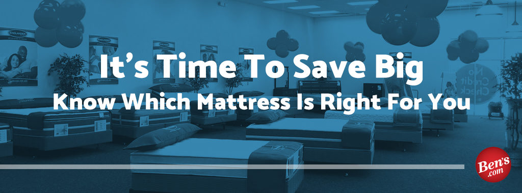 Mattress Savings and Knowledge