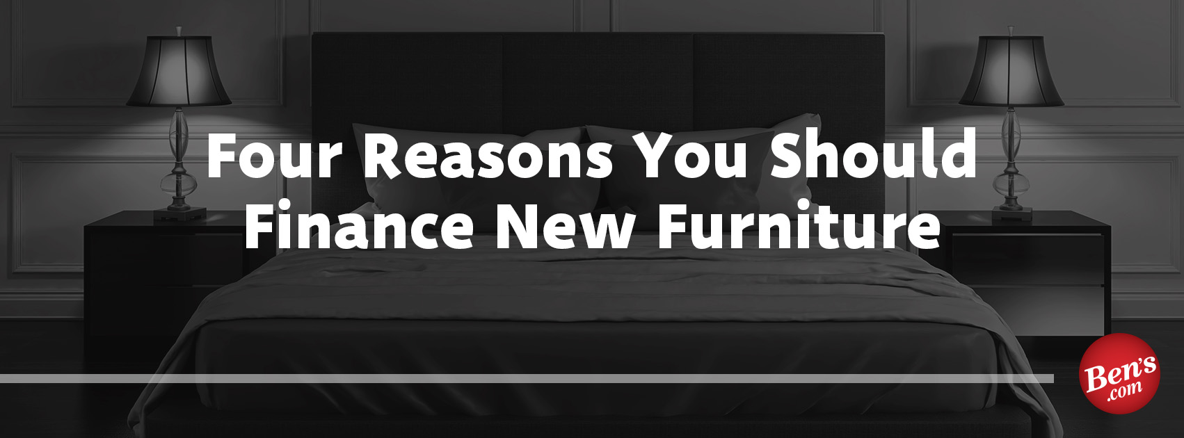 January (2) _ Four Reasons You Should Finance New Furniture
