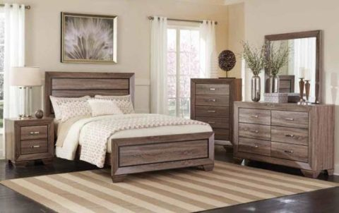 Kauffman Bed Set