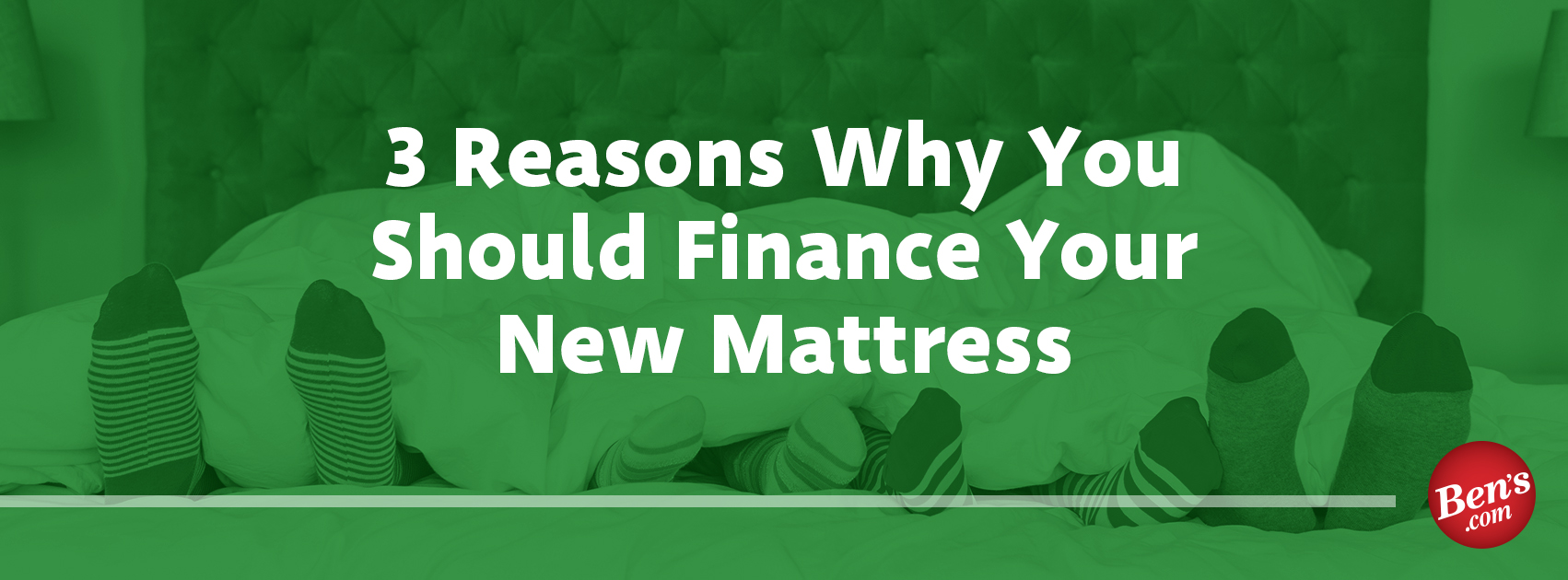 3 Reasons Why You should finance