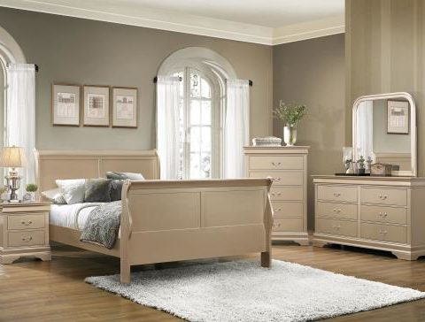 Hershel 3 Piece Bedroom Set