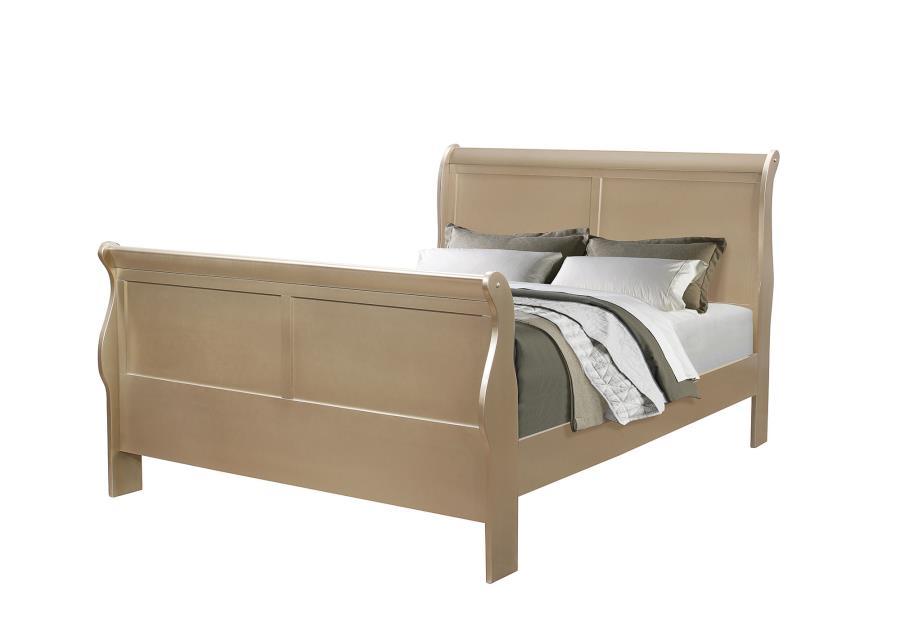 Hershel Queen Bed