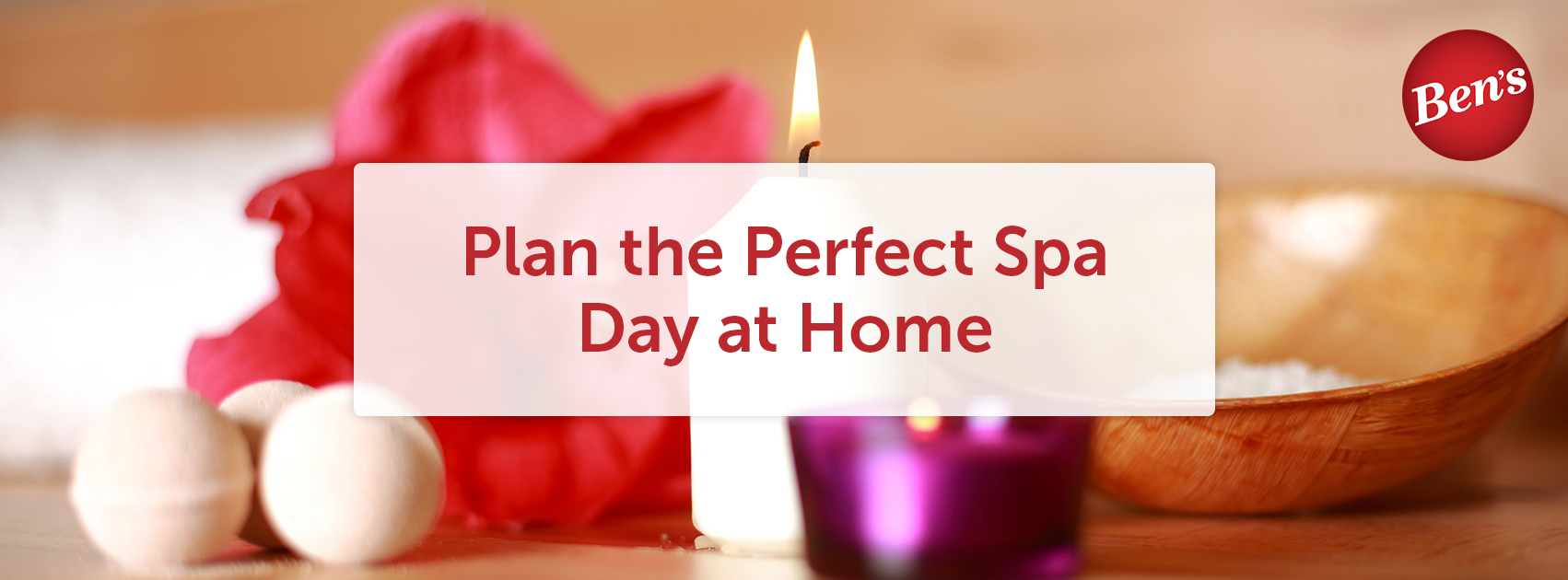 Plan the Perfect Spa Day at Home