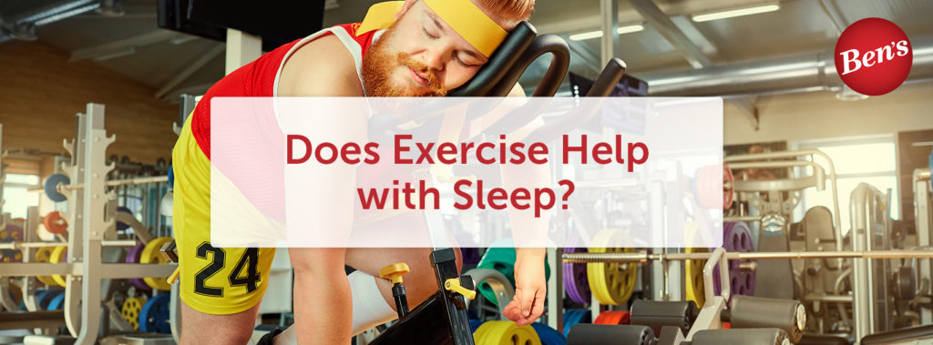 Does Exercise Help with Sleep?