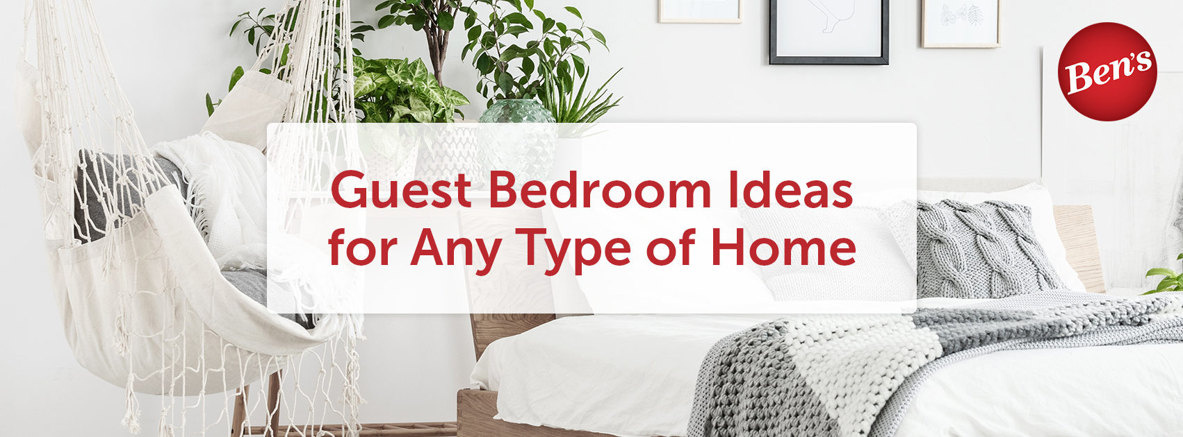 Guest Bedroom Ideas for Any Type of Home