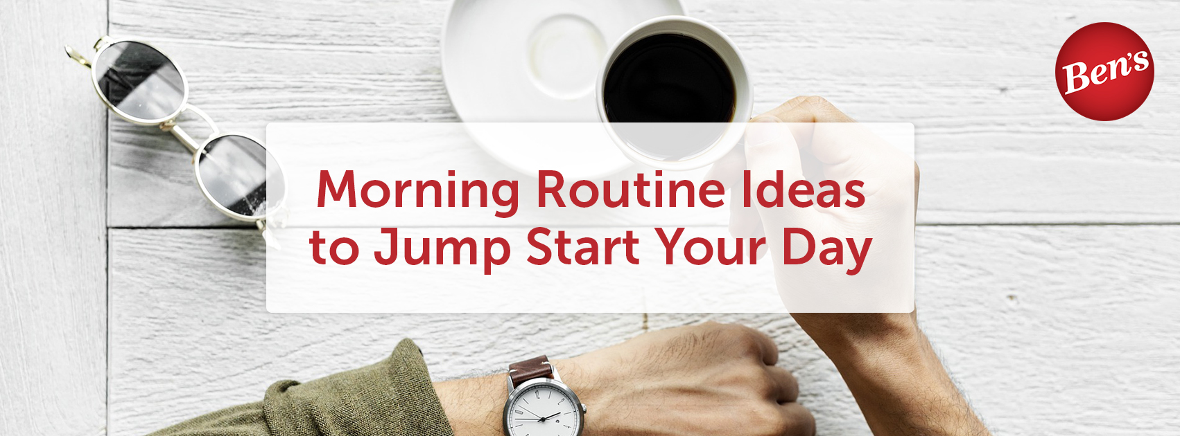 Morning Routine Ideas to Jump Start Your Day