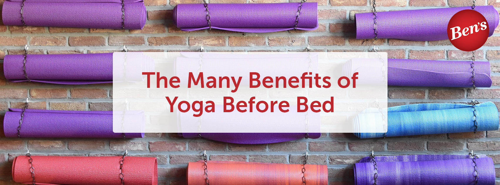 The Many Benefits of Yoga Before Bed