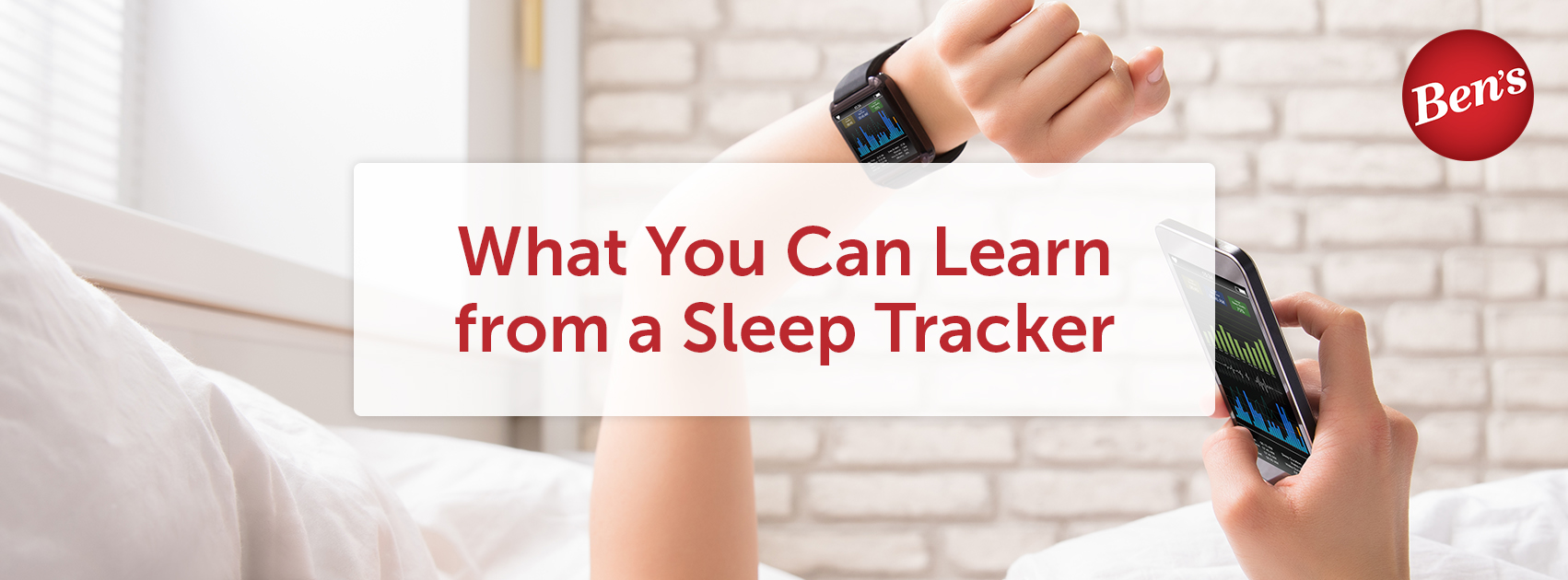What You Can Learn from a Sleep Tracker
